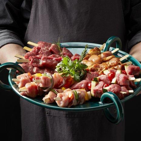 Barbecueschotel Meatlovers