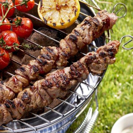 Barbecueschotel de Luxe