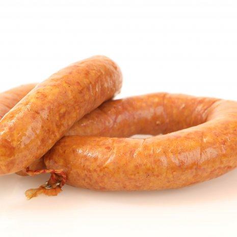 Rookworst (rauwe rookworst) (275 gram)