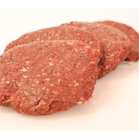 Megaburger - 4 stuks