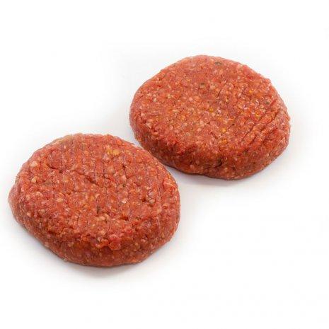 Hamburgers - 4 stuks