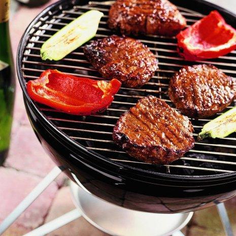 Barbecueschotel Junior