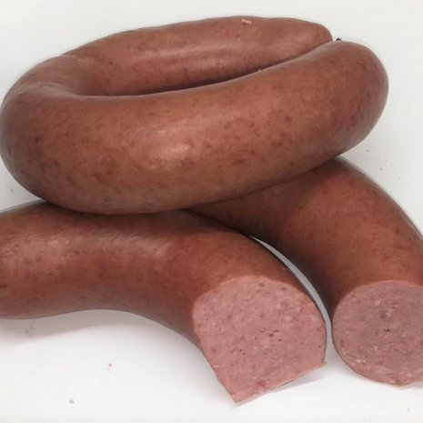Rookworst (gekookte worst) - 250 gram