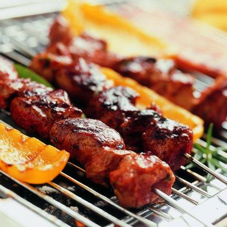 Barbecueschotel Standaard