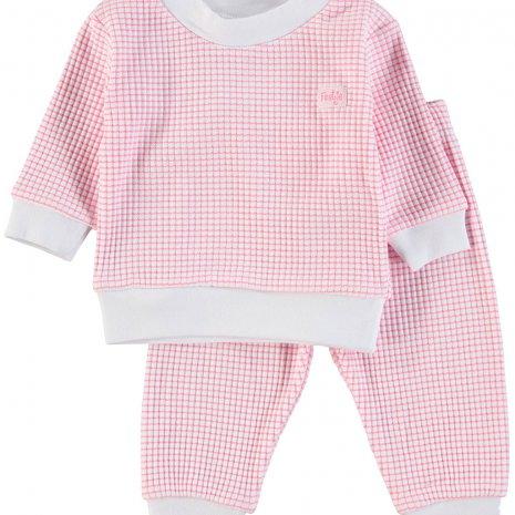 Feetje - Pyjama wafel Rose