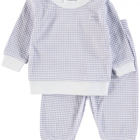 Feetje - Pyjama wafel Lila Summer Special