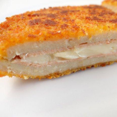 kip cordon bleu voorgegaard - per stuk