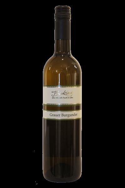 Grauer Burgunder - Pinot Gris