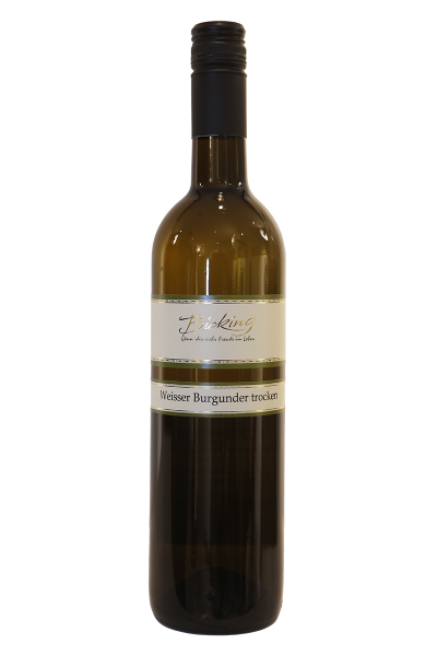 Weisser Burgunder - Pinot blanc