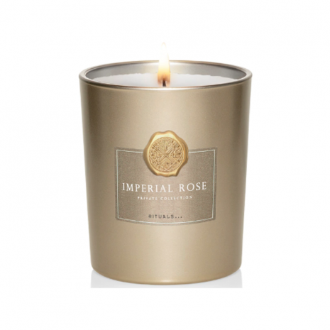 Imperial Rose Luxe Scented Kaars