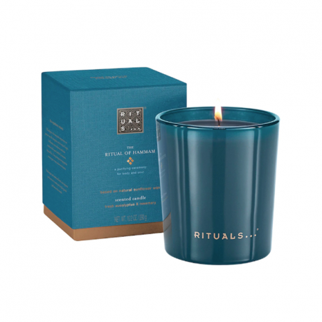 The Ritual of Hammam Scented Kaars