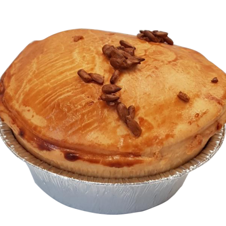 Kip Champignon Pie