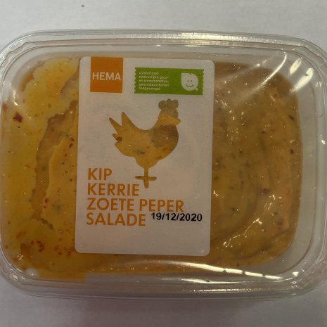 Kip-kerrie sweetpepper