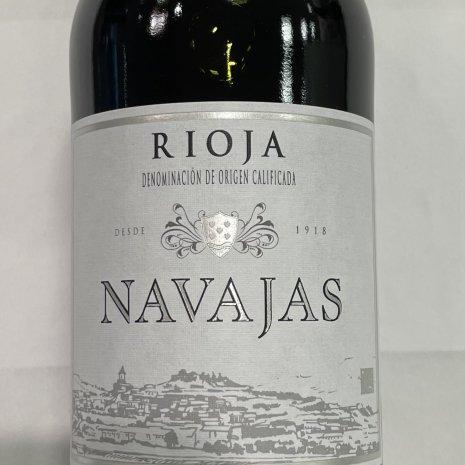 Navajas Rioja Tempranillo