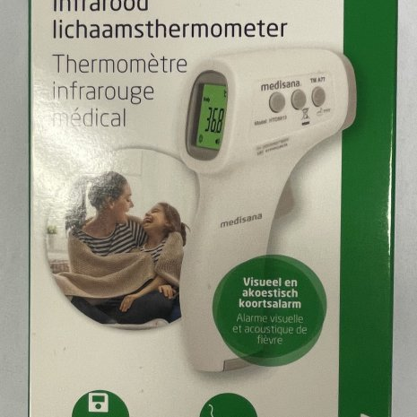 Infrarood lichaamsthermometer