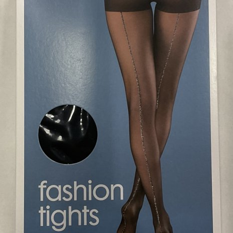 Fashion panty glitter naad mt. 40/42
