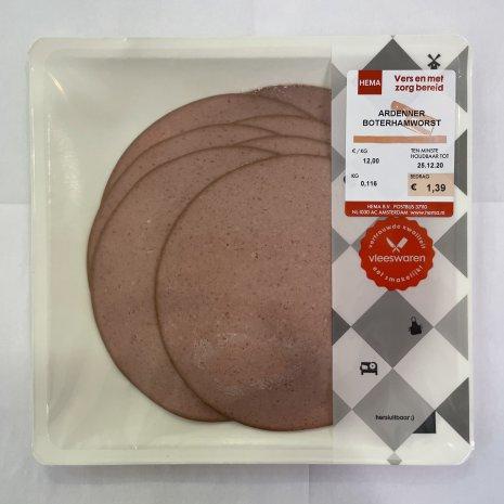 Ardenner boterhamworst 110 gram