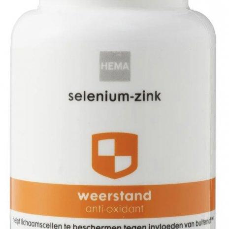 Selenium-zink