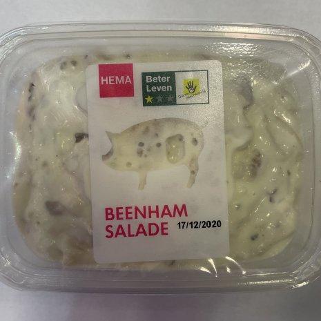Beenhamsalade