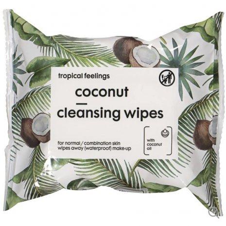 Coconut gezichtsreiniging doekjes