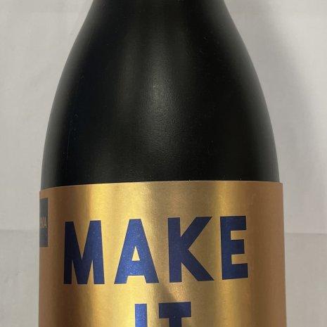 Confetti kanon champagne