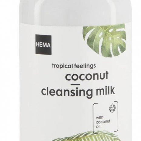 Coconut reinigingsmelk