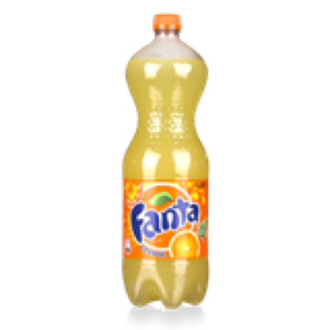 Fanta - 1.00 liter