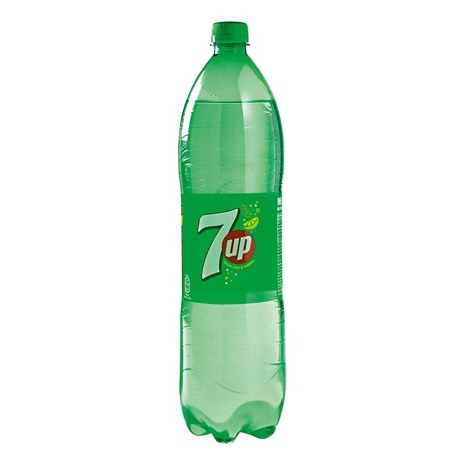 Seven Up regular fles 1.50 liter