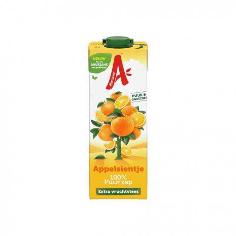 Appelsientje sinaasappelsap 100% PUUR SAP 1.00 liter