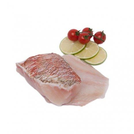 Roodbaars filet met vel
