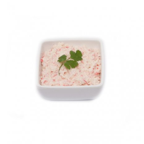 Krab salade fijn