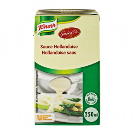 Hollandaisesaus 250 ml