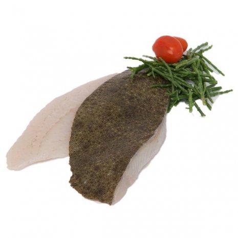 Tarbot filet met vel