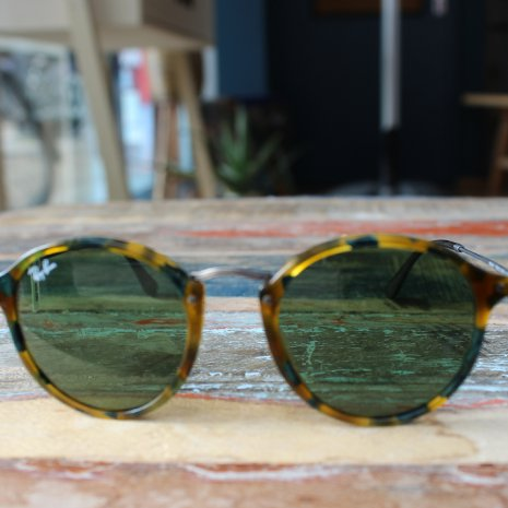 Ray-Ban RB2447 Round Fleck