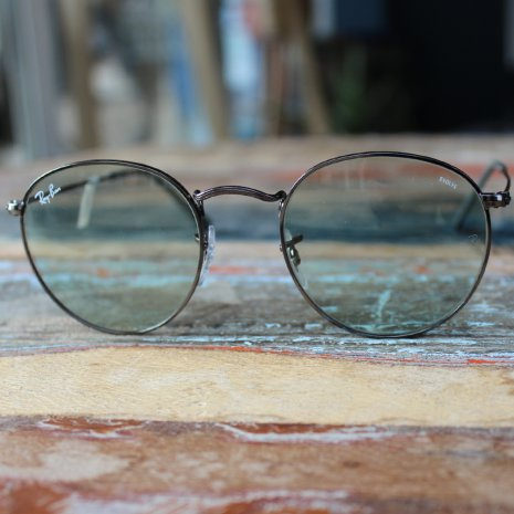 Ray-Ban RB3447 Round Solid Evolve