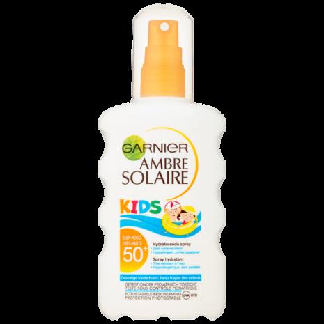 Garnier Ambre Solaire Kids Hydraterende Spray SPF50+