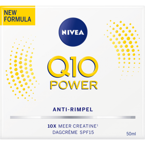 NIVEA Q10 Power 35+ Anti-Rimpel Dagcrème - SPF15