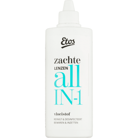 Etos Zachte Lenzen All-in-1 Vloeistof