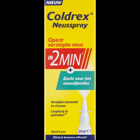Coldrex Neusspray