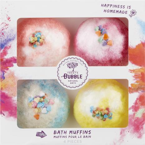 Treets Fizzing Muffin Geschenkset