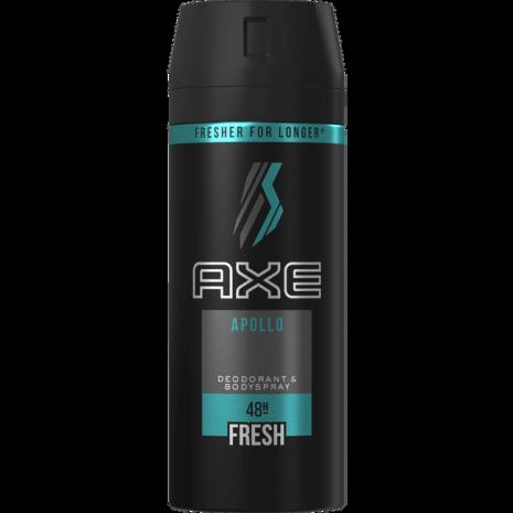 AXE Apollo Deodorant & Bodyspray