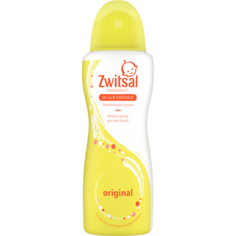 Zwitsal Original Deodorant Spray