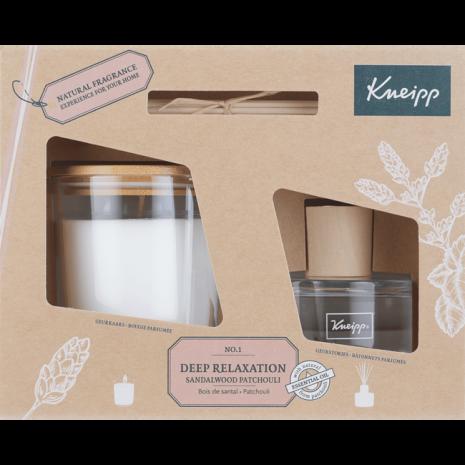 Kneipp Home Fragrance Geschenkverpakking