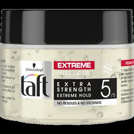 Taft Extreme Freezing Gel