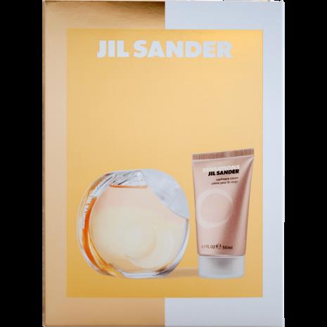 Jil Sander Cadeauset: Eau De Toilette+Bc