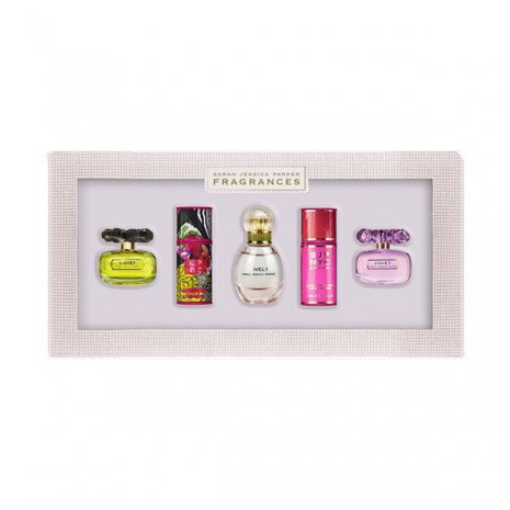 Sarah Jessica Parker Cadeauset: Lovely, Nyc, Nyc Crush, Covet And Covet Pure Bloom