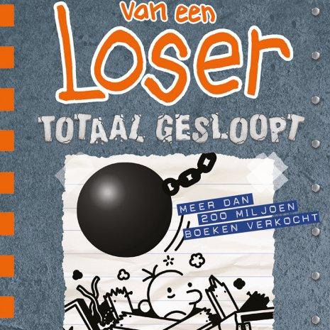 Het leven van een loser 14. Totaal gesloopt.
