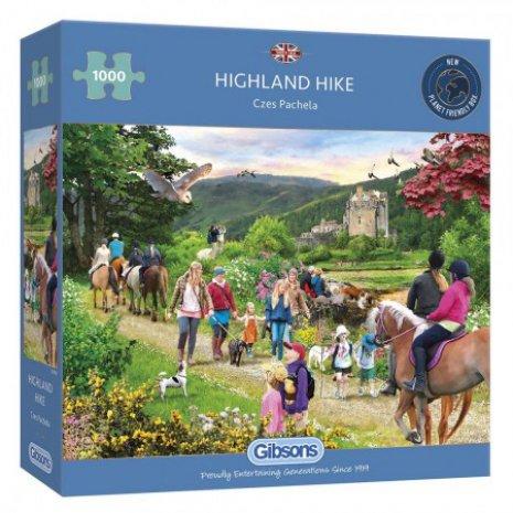 Puzzel Highland Hike (1000)
