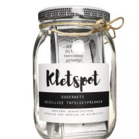 De originele Kletspot