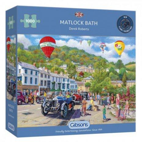 Puzzel Matlock Bath (1000)